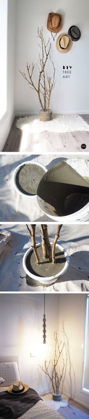 Cositas para hacer con cemento