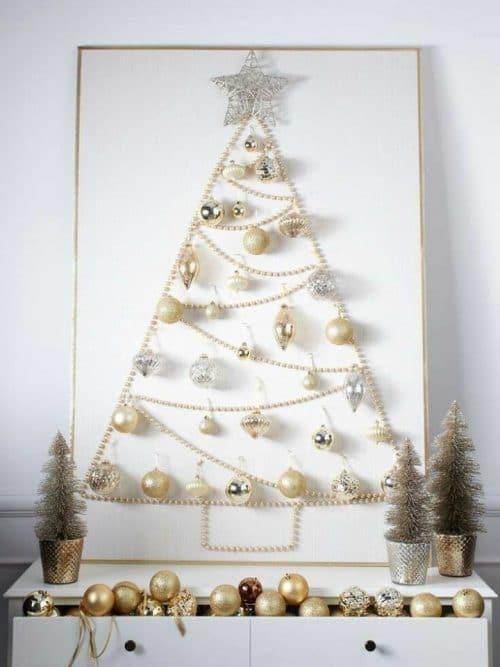Árboles de Navidad low cost originales