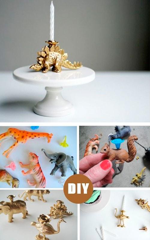 Ideas para reutilizar juguetes viejos