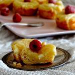 pastelitos de crema