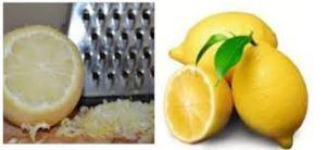 mrożone cytryny