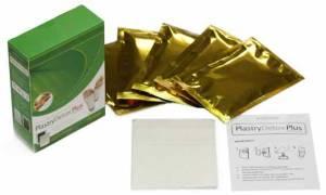 Plastry Detox Plus - zawartość opakowania