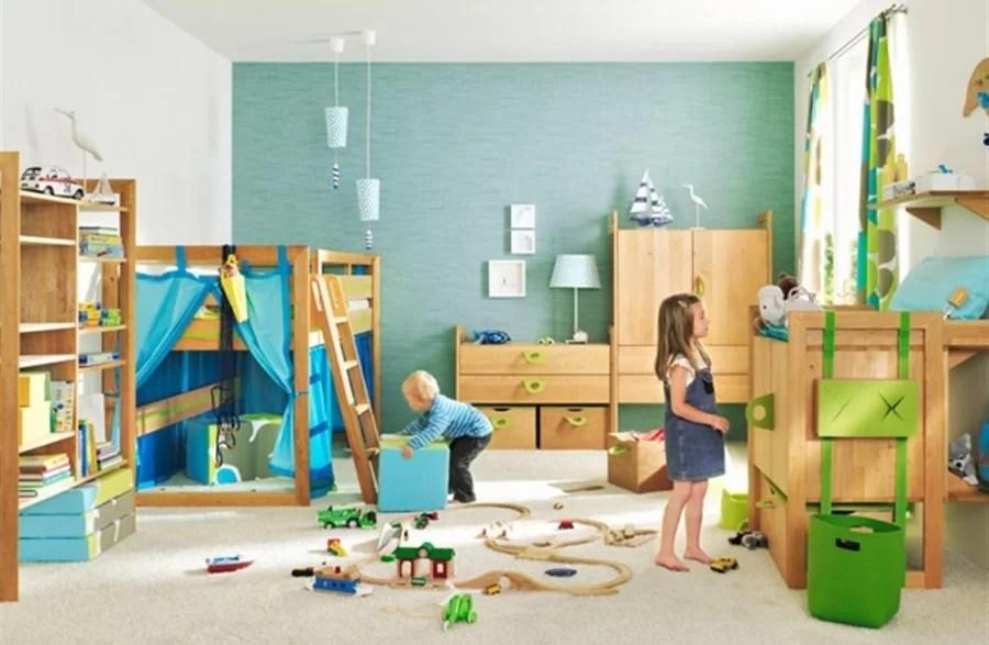 5 dodatków do pokoju dziecięcego