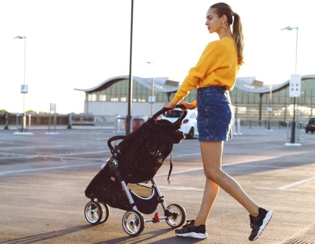 Wózek Quinny - pojazd spacerowy dla wymagających rodziców