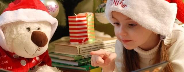 Mikołajkowa biblioteczka dla najmłodszych