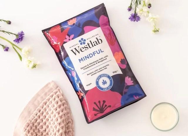 Westlab ALCHEMY - aromaterapeutyczne sole do kąpieli