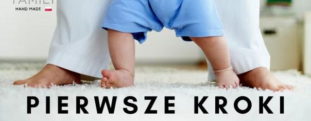 Jakie buty dla dziecka, które zaczyna chodzić?