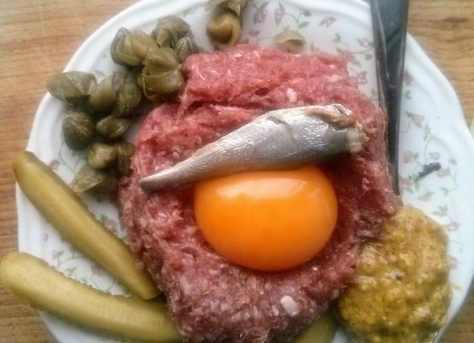 Jak zrobić tatara - kalsykę kuchni polskiej