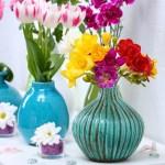 Sztuczne kwiaty jak żywe