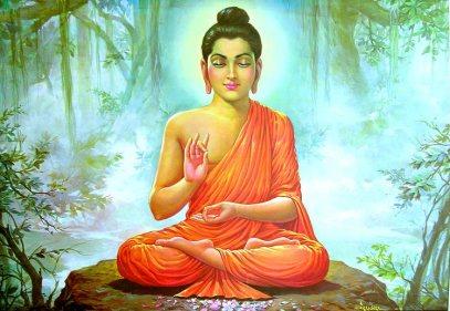 Siddhartha Gautama - Grand Enlightenment