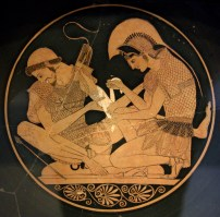 Akhilleus Patroklos