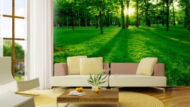 Photo of Papel de parede 3d sua casa com um toque a mais