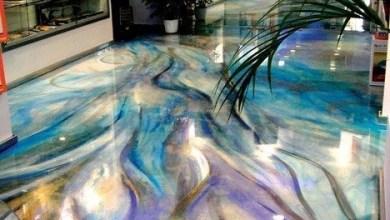 Photo of Porcelanato líquido 3d fotos e desenhos!