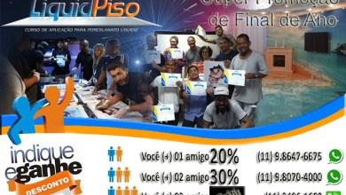 Photo of Curso de porcelanato líquido em todo Brasil!