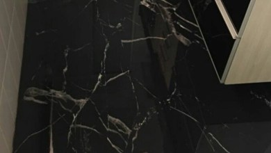 Photo of Porcelanato Preto 60×60!