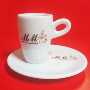 XÍCARA DE CAFE SOFIA ALTA 75 ML