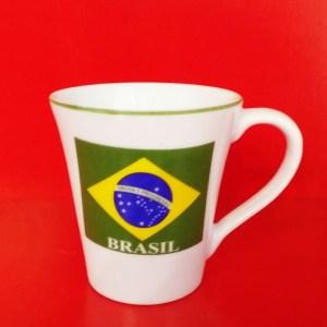 CANECAS TULIPA BRASIL