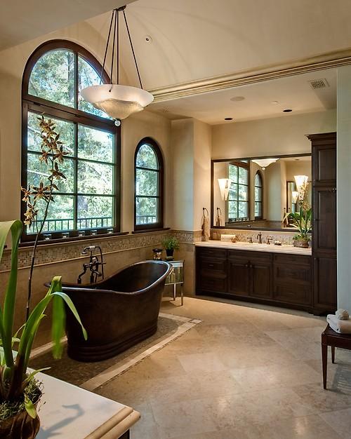 frame a builder grade mirror in 5 easy steps porch advice. Update Bathroom Mirror  update bathroom mirror decorating home