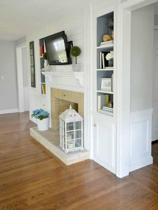 Neutral Living Room Reveal | WifeinProgressBlog.com