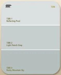 Light French Gray Behr