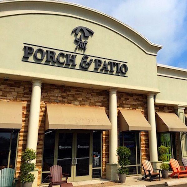 porch patio outdoor furniture store