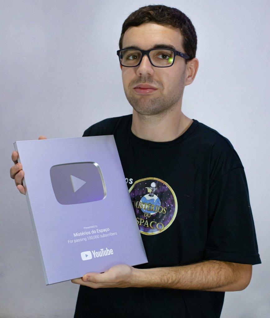 Divulgadores científicos do YouTube - Alexandro Mota
