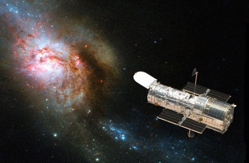 Hubble está fora de operação após problemas, diz Nasa