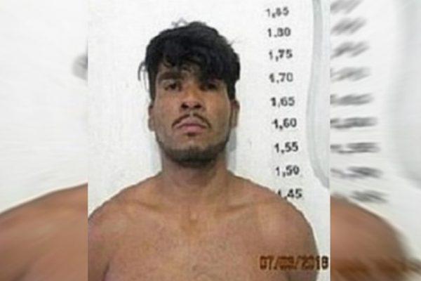 Lázaro Barbosa, o serial killer do DF