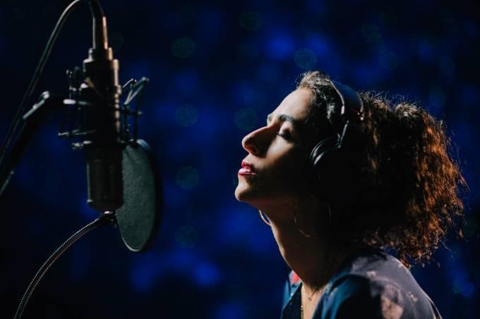 Lançamento do Disco de Marisa Monte