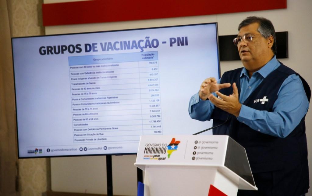 Vacinação no Maranhão