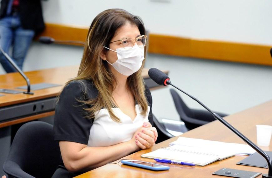 Deputada Carla Dickson: a mais atuante do RN