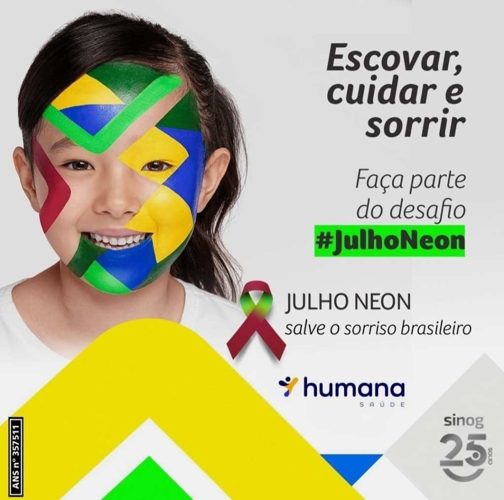 Campanha Julho Neon