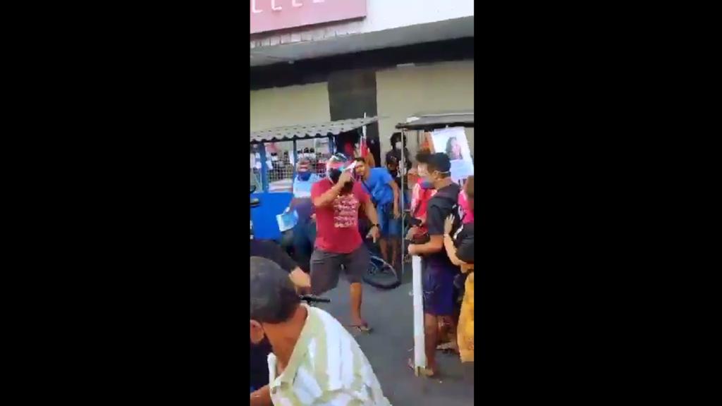 Após denúncia por ameaça, vigilante que sacou arma contra manifestantes vira réu na Justiça