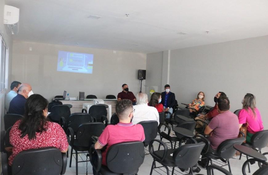 Conectados no IF: Câmara de Parnamirim apresenta projeto para gestores da educação no município