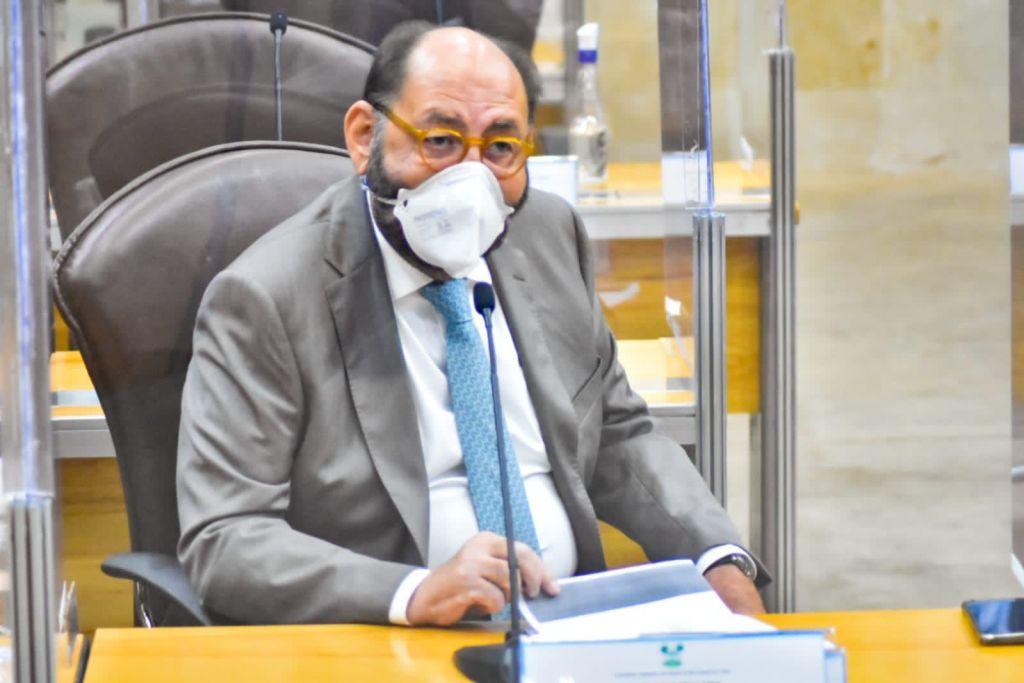 Gustavo Carvalho pede 'sensibilidade' ao Governo do RN na desativação de leitos de UTI Covid