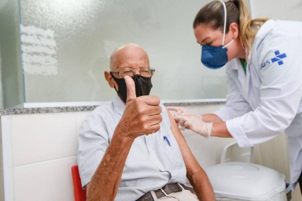 Sesap anuncia aplicação da D3 a partir do próximo dia 15 de setembro; idosos a partir dos 70 anos entram na primeira fase