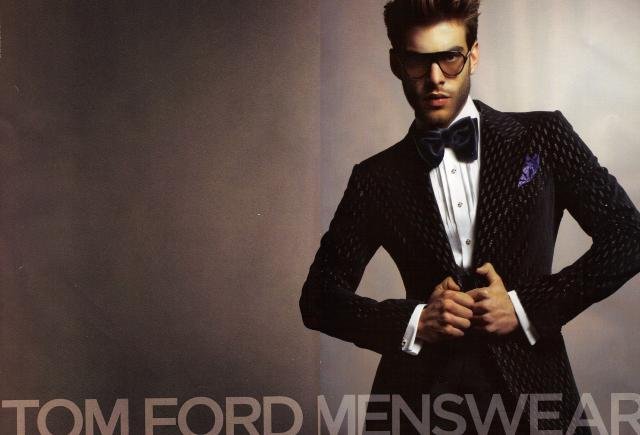 0d3d9a454d3a F W 08  Tom Ford Menswear Ad Campaign - Por Homme - Contemporary ...