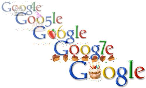 google-birthday-logos-4-to-8