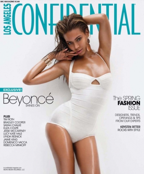 Beyonce King Magazine