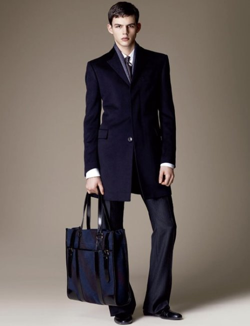 f6ad1414e7ee Autumn/Winter 2009/2010: Burberry Prorsum - Por Homme - Contemporary ...