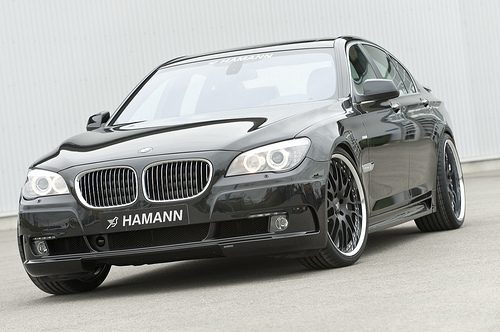 HAMANN Tuning Package for 2009 BMW 7-Series - Por Homme ...