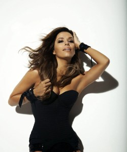 Eva Longoria [Parker] for GQ Mexico