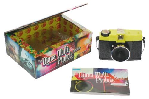 Pinhole Photography Courtesy of Lomography