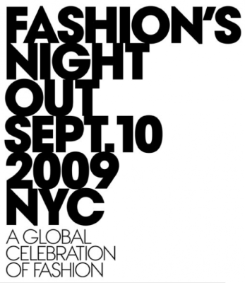 Fashion's Night Out [NYC]