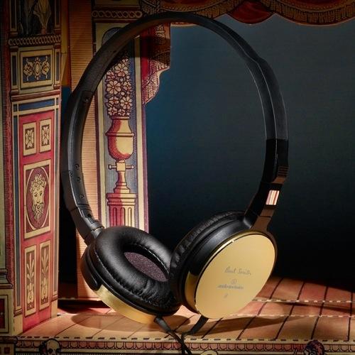 Paul Smith x Audio-Technica Headphones [Holiday 2009]