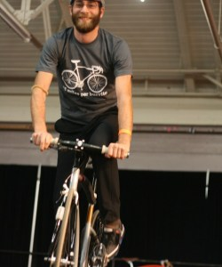 SF Bike Expo Fashion Show