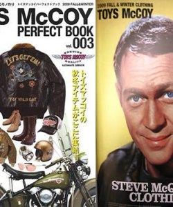 Toys McCoy x Steve McQueen Perfect Book Vol. 003 [Japan ...