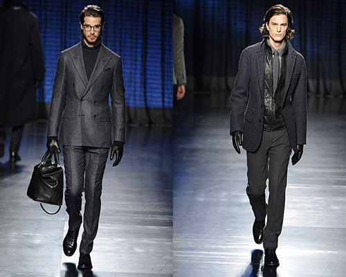 Ermenegildo Zegna Fall 2010 [Milan Fashion Week]