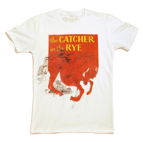 Catcher in the Rye Tee by Out of Print [J.D. Salinger]