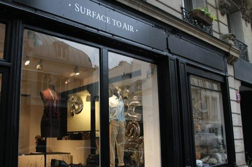 Surface to Air Flagship [Paris]